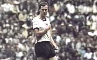 Beckenbauer, a 44 años del Partido del Siglo