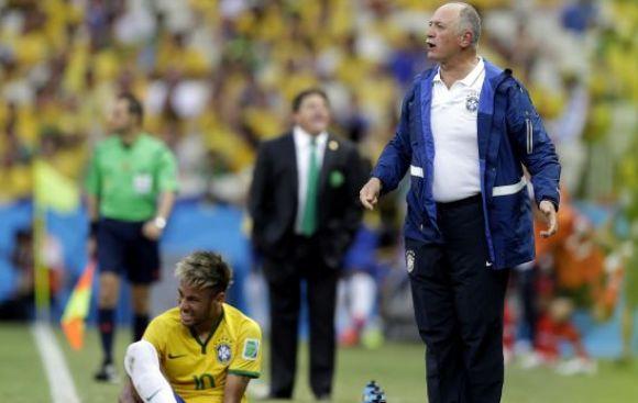 """Scolari tras el empate: """"El 0-0 nunca es un buen resultado"""""""