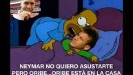 Lamento brasileño: así grafican empate ante México en memes