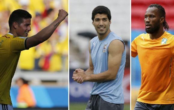 GUÍA TV: Colombia busca clasificación y Uruguay seguir con vida