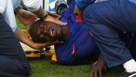 Holandés Martins Indi pasó noche hospitalizado tras conmoción