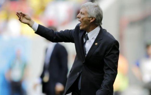 "José Pekerman celebra: ""Nunca nos va a faltar ese coraje"""