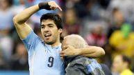Suárez dedicó su gol ante Inglaterra a esta persona: ¿Quién es?