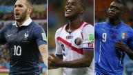 Mundial Brasil 2014: hora y canal de los partidos de hoy