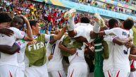 Italia vs. Costa Rica: las mejores postales a ras de campo