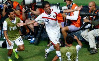 Costa Rica ganó 1-0 a Italia y está en octavos luego de 24 años
