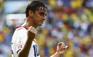 Costa Rica también clasificó a octavos el 90 un día como hoy