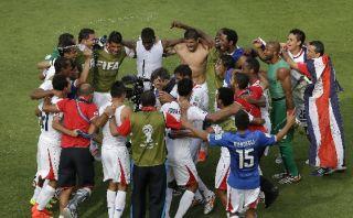 ¡Increíble! FIFA llamó a 7 jugadores de Costa Rica para doping
