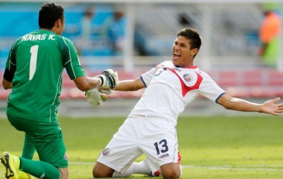 Brasil 2014: Costa Rica y las claves de su éxito en el Mundial