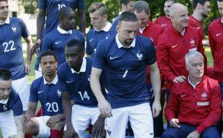ANÁLISIS: ¿Francia juega mejor en el Mundial sin Franck Ribéry?