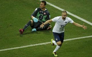 CRÓNICA: Francia convence y avanza bajo la firma de Benzema