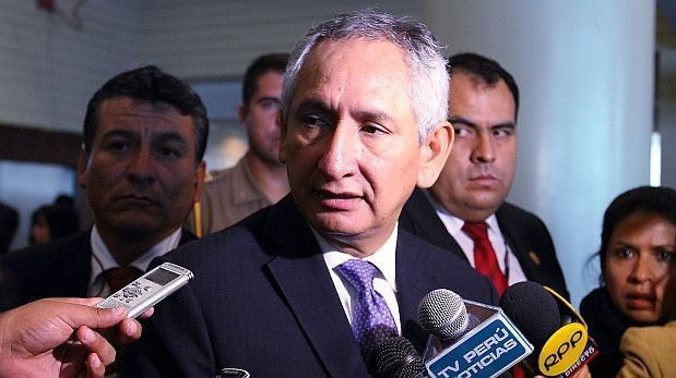 René Cornejo no se opone a que Congreso cite a Nadine Heredia