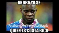 Los memes de la clasificación de Costa Rica a octavos de final