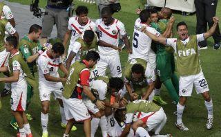 FIFA aclaró llamado de los siete costarricenses al antidoping