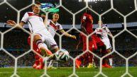 Alemania y Ghana igualaron 2-2 con gol de Miroslav Klose