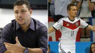 Ronaldo publicó este tuit sobre el gol de Miroslav Klose