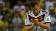 Klose igualó a Ronaldo como máximo goleador de los mundiales