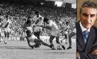 """""""El '82 jugamos sin punteros clásicos"""" por Juan Carlos Oblitas"""