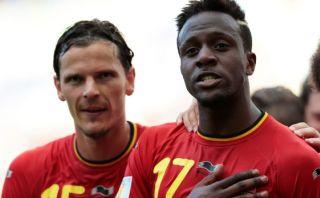 Bélgica ganó en los minutos finales y pasa a octavos de final