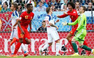 CRÓNICA: Bélgica no convence, pero lleva dos triunfos seguidos