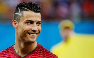 Este es el nuevo look de Cristiano Ronaldo en el Mundial
