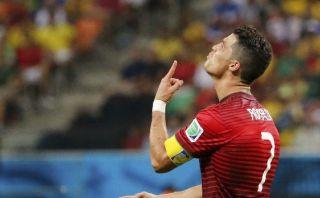 Portugal igualó 2-2 ante Estados Unidos en el minuto 95