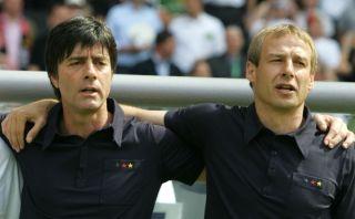 ¿Jurgen Klinsmann y Joachim Löw se darán la mano en el Mundial?