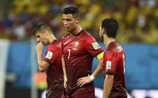 "Cristiano Ronaldo se ve fuera: ""Clasificar es casi imposible"""