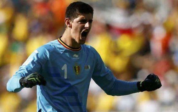 5-Thibaut Courtois, 25 millones de euros