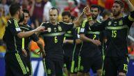 España se despide en el partido 100 de Iniesta con la 'Roja'