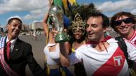 ¿Estás en Brasil 2014? Comparte tu foto con nosotros