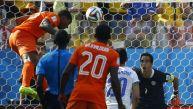 Holanda 2-0 Chile: Fer ingresó y anotó a los 92 segundos