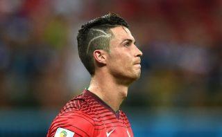 ¿Qué habría motivado el nuevo 'look' de Cristiano Ronaldo?