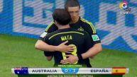 CRÓNICA: La despedida de España fue un 3-0 sin festejos