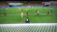 Neymar anota un doblete y es máximo artillero del Mundial