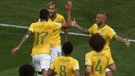 Brasil derrotó a Camerún en su mejor partido del Mundial