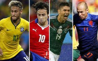 Brasil 2014: así se jugarán los octavos de final del Mundial