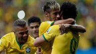CRÓNICA: Brasil despachó a Camerún y se enfoca en Chile