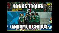 Divertidos memes celebran la clasificación de México a octavos