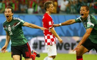 CRÓNICA: México superó a Croacia y buscará bajarse a Holanda