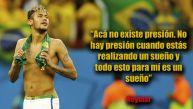 Brasil 2014: las once frases del día en la Copa del Mundo