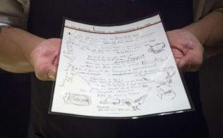 "Dylan: venden manuscrito de ""Like a Rolling Stone"" en US$2 mlls"