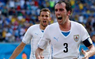 CRÓNICA: Uruguay eliminó a Italia y vuelve al Maracaná