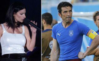Laura Pausini decepcionada tras la eliminación de Italia