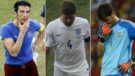 Países con ligas más poderosas fueron eliminados de Brasil 2014