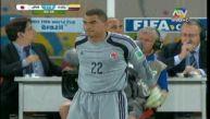 Histórico: Faryd Mondragón, el más veterano en jugar un Mundial