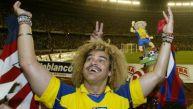 'Pibe' Valderrama llama 'guerreros' a jugadores de su selección