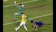 CUADRO x CUADRO: el golazo de James Rodríguez ante Japón