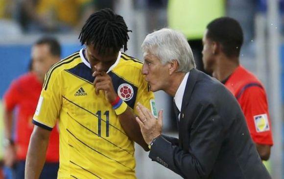 """Pekerman: """"Contra Colombia los uruguayos no van a aflojar"""""""