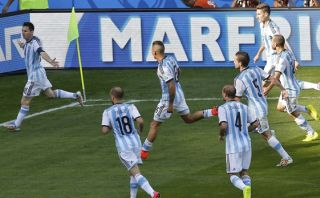GUIA TV: Argentina con Messi define liderazgo ante Nigeria